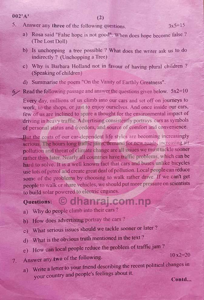 Compulsory-English-Grade-XI-Examination-Paper-2075-2018-NEB-With-SOLUTION