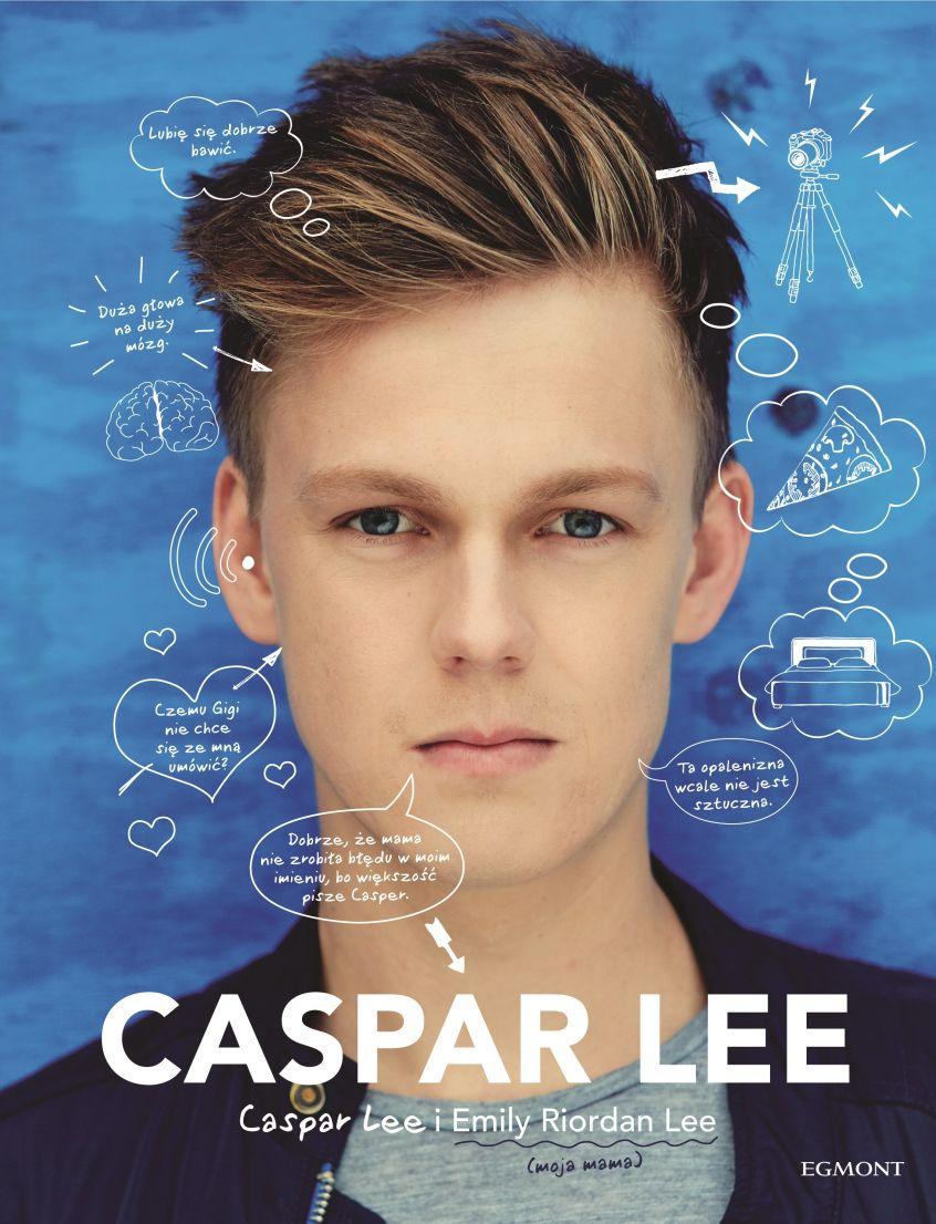 Caspar Lee- Caspar Lee, Emily Riordan Lee