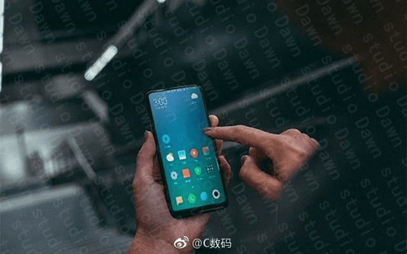 Xiaomi Mi Mix 2 With Full Screen Leaks