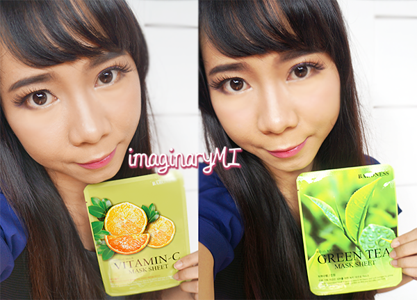 Beauty blogger Indonesia Raden Ayu barones mask review