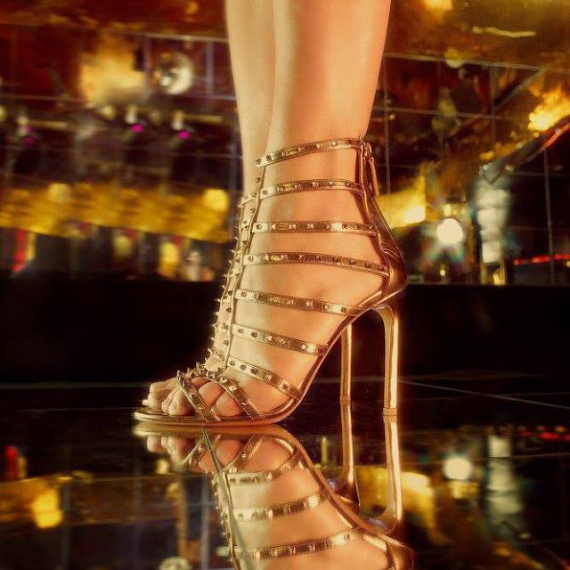 Valentino 'Let's Party' Rockstud & Lovestud Collection