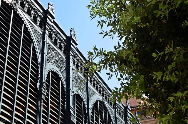 Travel   Andalusien Roadtrip   Málaga - Marktbesuch Merdado de la Atarazanas   luziapimpinella.com