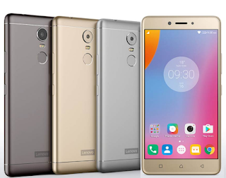 Cara Flashing Lenovo K6 Note K53a48 Via QFIL