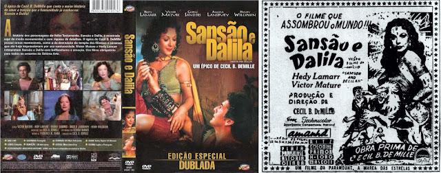 E BAIXAR DALILA SANSAO DVD