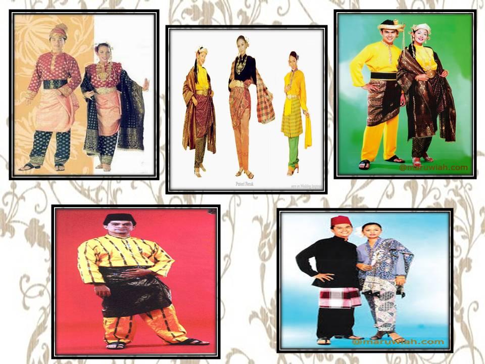 Pakaian Tradisional Negeri Perak