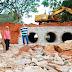 Prefeitura recupera mais uma ponte em estrada rural