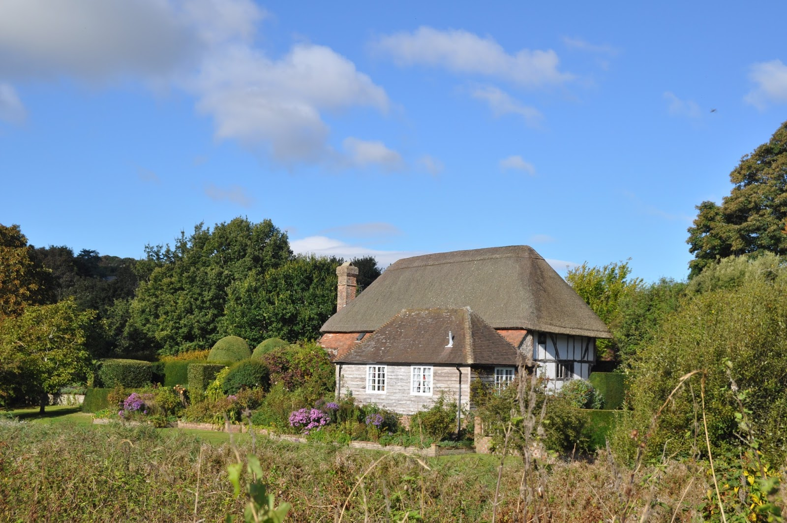 Days Out in Sussex - Alfriston and the Cuckmere Valley, photo by modern bric a brac