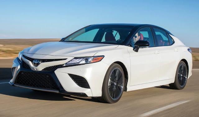 Toyota Camry получает много улучшений, но достаточно ли этого что бы быть первой