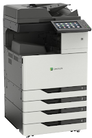 Lexmark XC9255 Treiber herunterladen