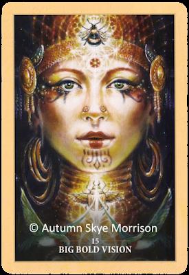 Sacred Rebels Oracle 15 Big Bold Vision