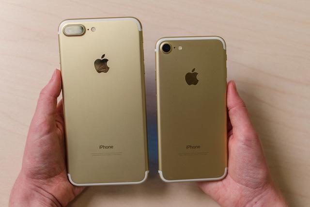 Bảng giá iPhone 7 | iPhone 7 Plus chính hãng, mở bán ngày 11/11