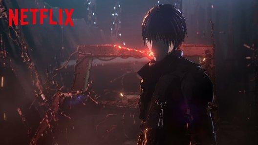 Teaser de Blame!, anime original Netflix