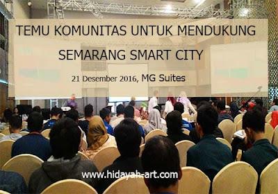 Co-Working Space Untuk Mendukung Semarang Smart City