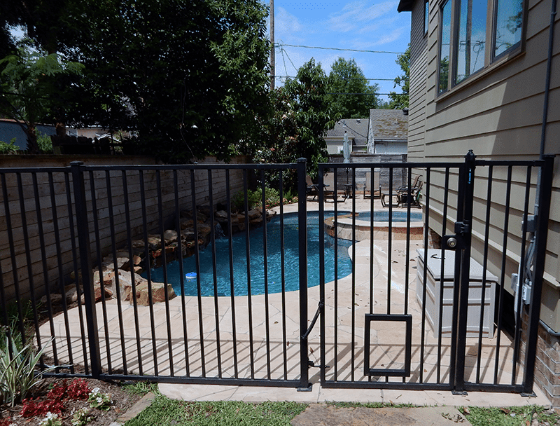 Custom Free From Inground Rock Pools DFW  7