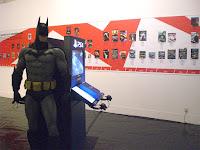 Exposición sobre 'Batman v Superman: El amanecer de la justicia' en Madrid