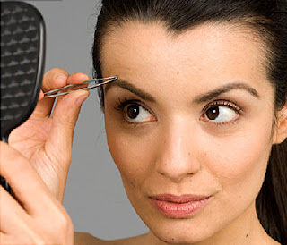 Remove Unwanted Hair Of Forehead