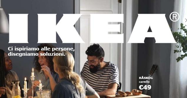 Ikea Catalog 2017 Italia Italy