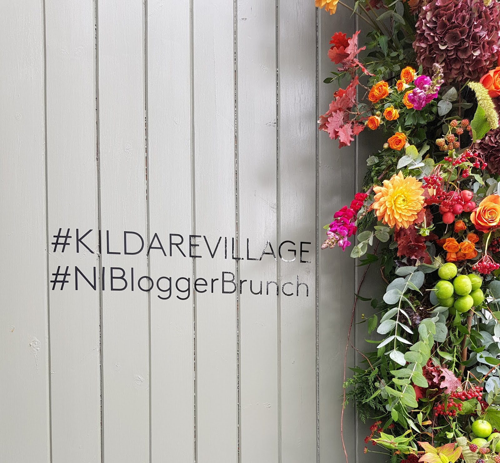 Kildare Village | NIBloggerBrunch On Tour