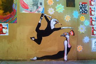 Sunday Street Art : Suriani - rue de la Fontaine au Roi - Paris 11