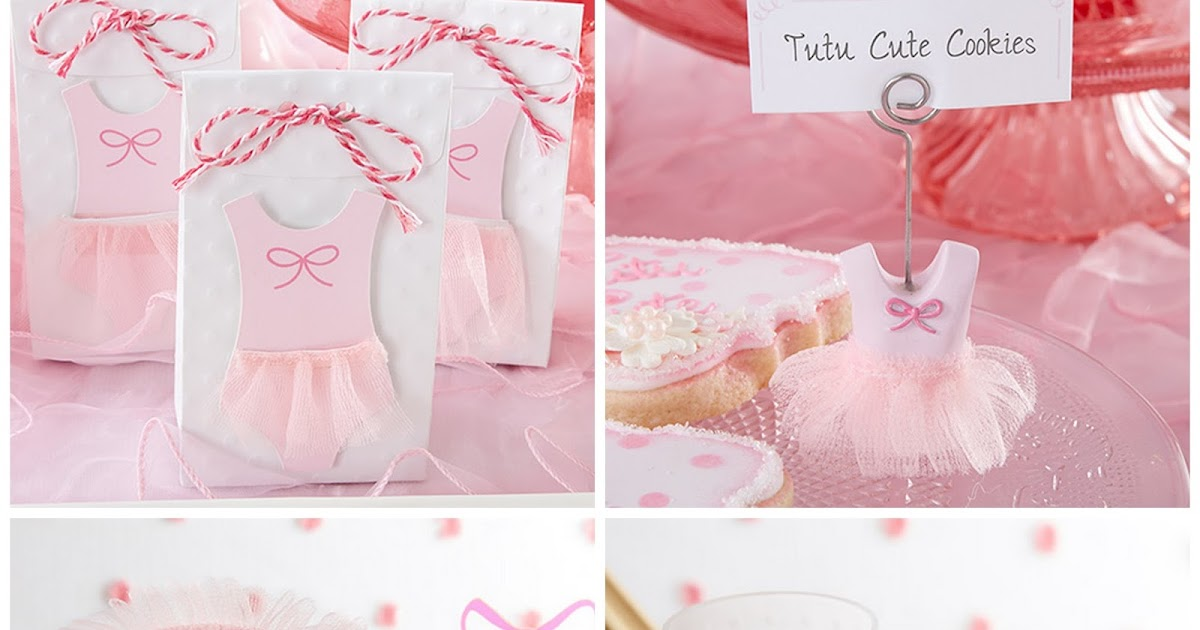 hotref blog tutu cute party favors for baby shower or birthday of a