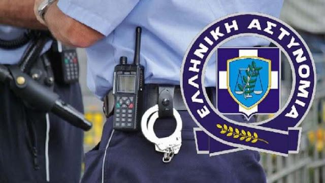 832 συλλήψεις το Σεπτέμβριο στην Πελοπόννησο