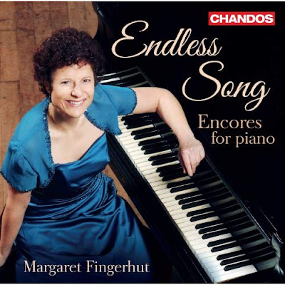Margaret Fingerhut - Endless Song - Chandos