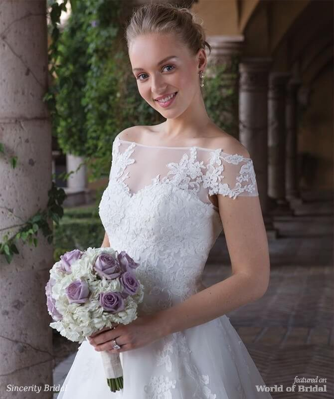 Sincerity Bridal Spring 2018 Wedding Dresses - World of Bridal
