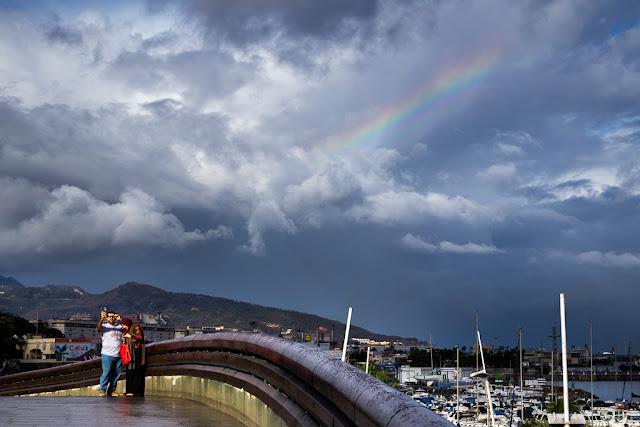 Otros 10 sitios para fotografiar en Ceuta - Puente de la Constitución