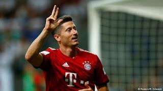 4 Pertandingan Terbaik Robert Lewandowski