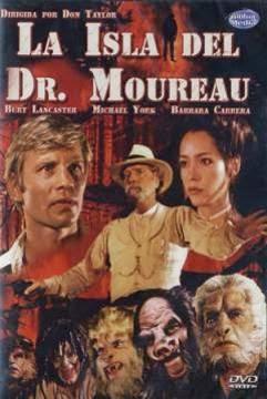 La Isla del Doctor Moreau en Español Latino