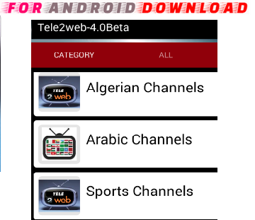 Download Live Premium Cable T2web4.0bETA Watch Free Cable Tv StreamZ 1.1 Update Android Apk  Watch Live Premium Cable Tv,Movies Channel On Android
