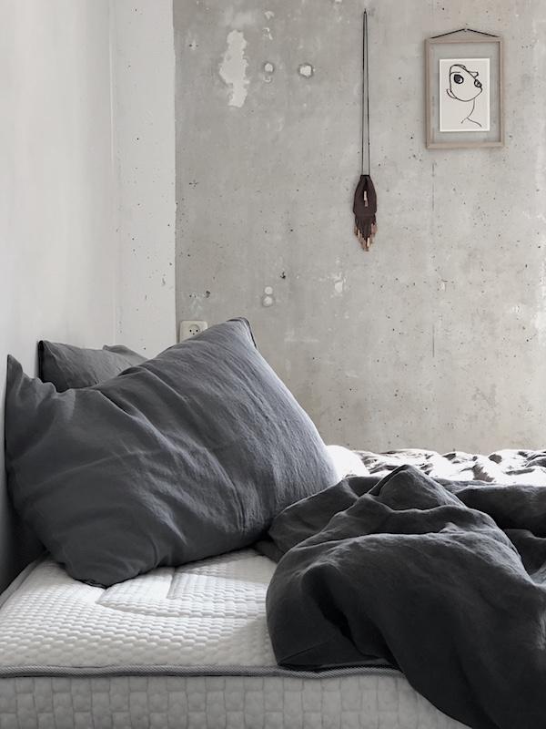 Topper Swiss Sense.Vosgesparis A Bedroom Make Over For Spring My Home