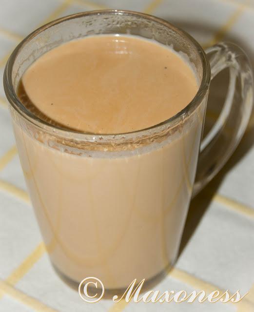 Чай тодди