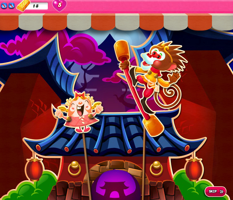 Candy Crush Saga 1476-1490