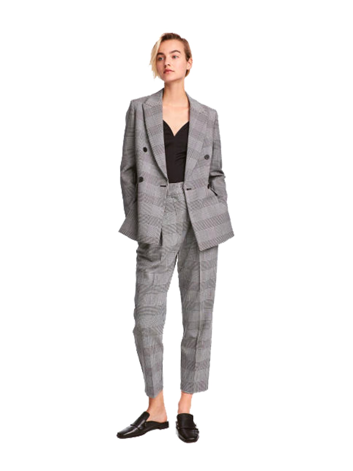 Pantsuit, autumn, 2017, trends, H&M