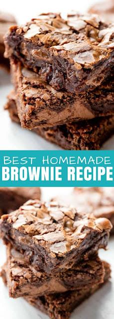 Best Brownie Recipe Ever