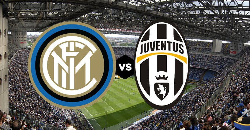 INTER JUVENTUS Streaming Rojadirecta Gratis Online: info YouTube Facebook, dove vedere il Derby d'Italia con il cellulare