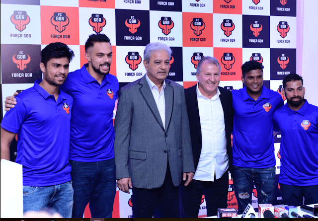 FC GOA UNVEIL JAYDEV MODY AS NEW PROMOTER OF CLUB. CONFIRMS THAT ZICO WILL RETURN AS HEAD COACH FOR SEASON 3 OF ISL
