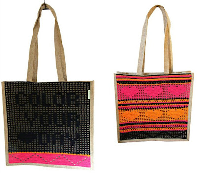 haakpatroon voor een jute tas (color your day)