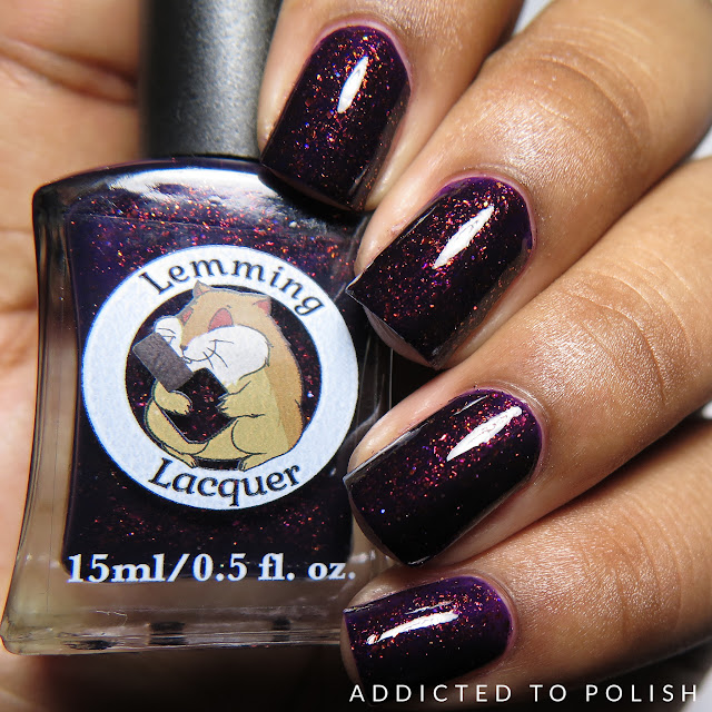 Lemming Lacquer Just Like the Gypsy Woman Said
