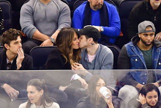 Pete Davidson and actress Kate Beckinsale