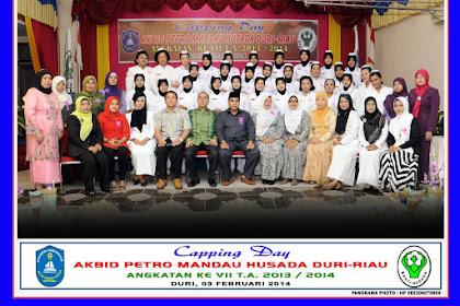 Pendaftaran Mahasiswa baru (AKBID Petro Mandau Husada) 2021-2022