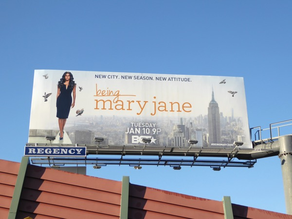 Being Mary Jane season 4 billboard