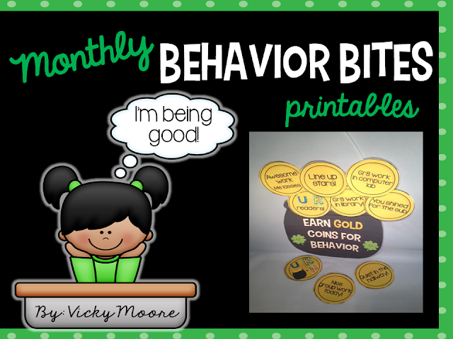 easy behavior management idea