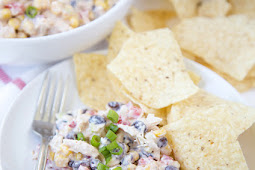 Skinny Southwest Chicken Appetizer Recipe