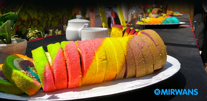 Nyobain Just Cake Bersama Kak Melly Goeslaw