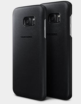 Cover Kulit Samsung Galaxy S7 Edge