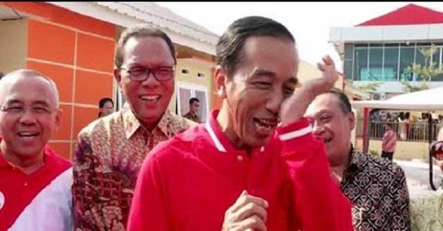 Jokowi: Ingin Didemo, tapi Demo yang Mendukung Gitu lho