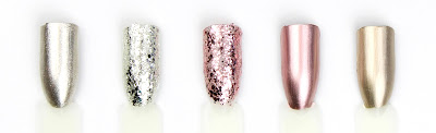 essie nail polish varnish jiggle hi jiggle lo set in stones a cut above penny talk good as gold swatch swatches