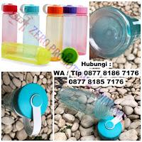 Souvenir Botol Minum Sunny Hydration, Bottle Promotion, Souvenir Promosi Tumbler Plastik Sunny Hydration Water